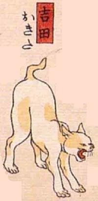 35★吉田(よしだ)→おきた(起きた)