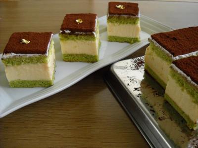 あんずのケーキ1