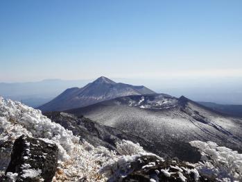 雪の韓国 093