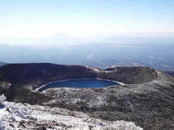 雪の韓国 081
