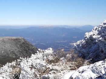 雪の韓国 037