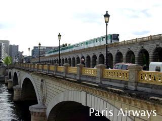セーヌ河 ベルシー橋