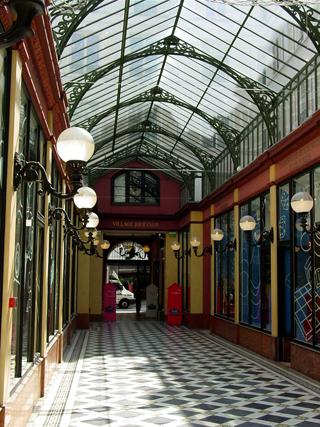 パリ パサージュ Passage des Princes