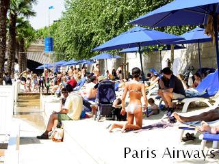 paris plage パリプラージュ