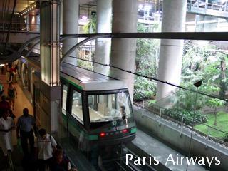 パリ メトロ Gare de Lyon