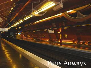 パリ メトロ Arts et Metiers