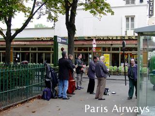 cafe du commerce パリ コメルス