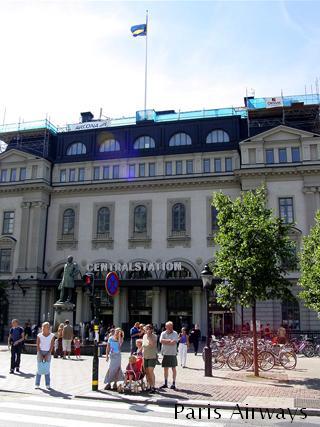 ストックホルム 中央駅
