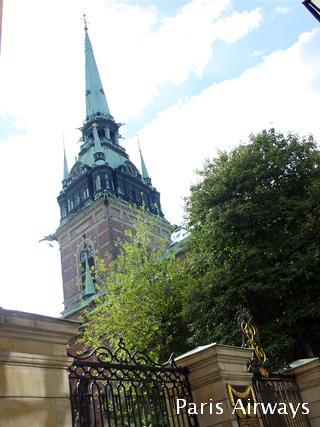 ストックホルム ドイツ教会