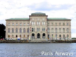 スウェーデン国立博物館