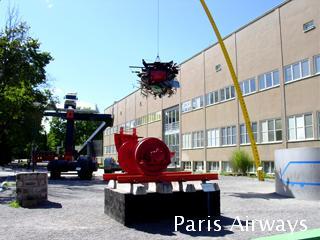 ストックホルム 科学技術博物館