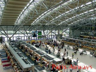 ハンブルグ・フールスビュッテル空港