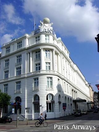 ハンブルグ ケルピンスキーアトランティックホテル