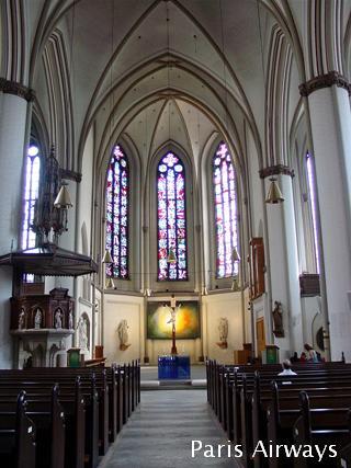 ハンブルグ 聖ヤコビ教会
