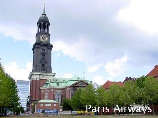 ハンブルグ 聖ミヒャエル教会