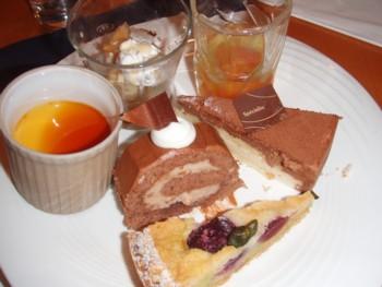 ランチ ケーキ