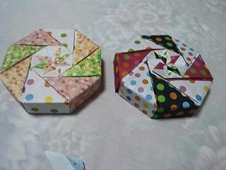 130729六角形の箱