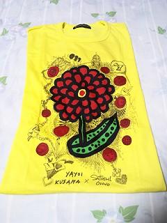 130816チャリTシャツ