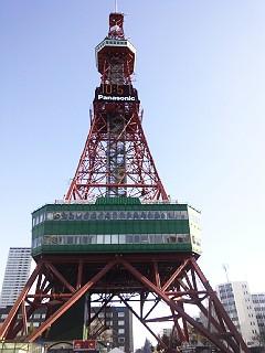 121201札幌時計台