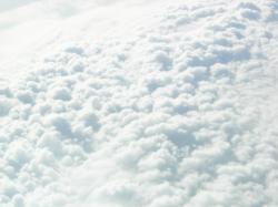 機上の風景2