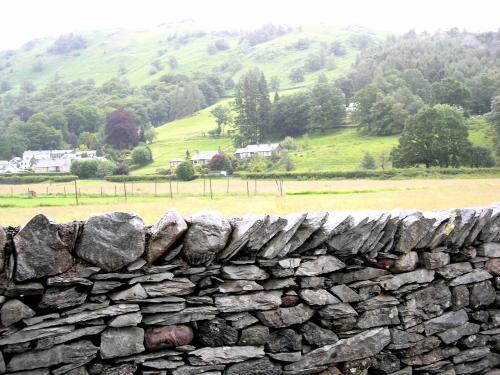 湖水地方 石垣