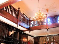 貴族の館 天井