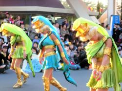 パレード250黄緑