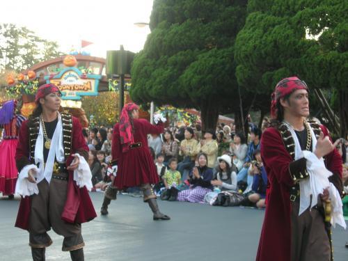 パレード海賊