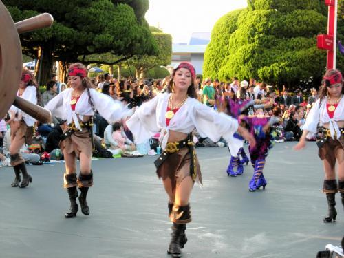 パレード女海賊