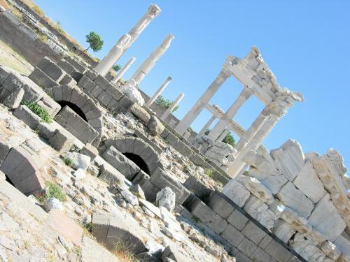 ゼウスの祭壇の基石