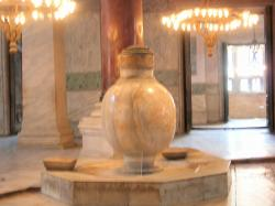 アヤソフィア博物館 ベルガマの壷