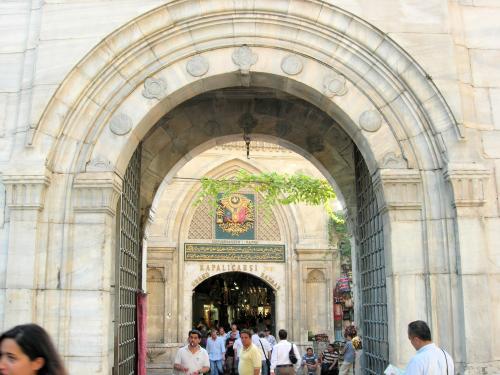 グランバザール門