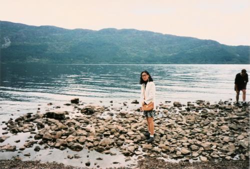 ネス湖と私