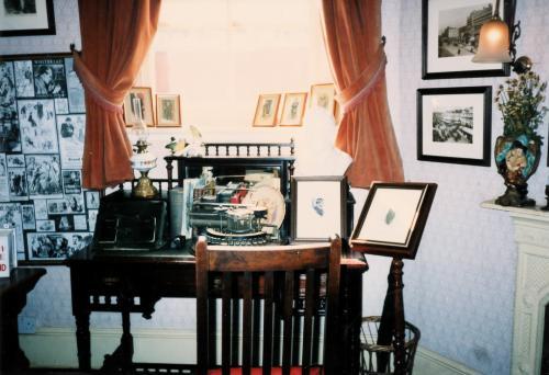 ホ博物館・タイプライター