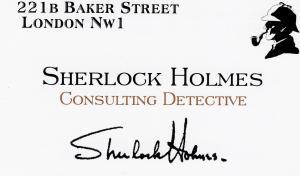 ホームズ名刺2007