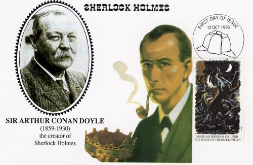ホームズ切手4