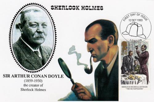 ホームズ切手2