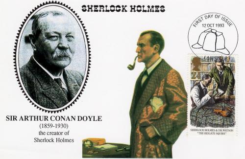ホームズ切手3