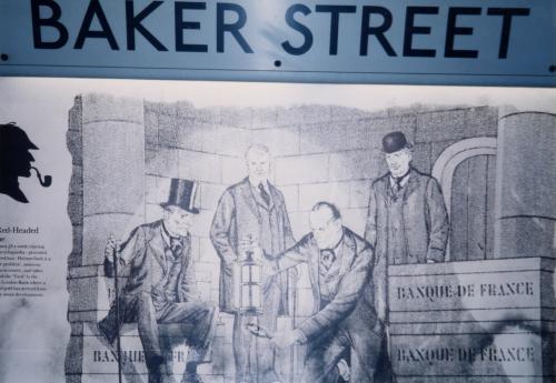 地下鉄壁画4