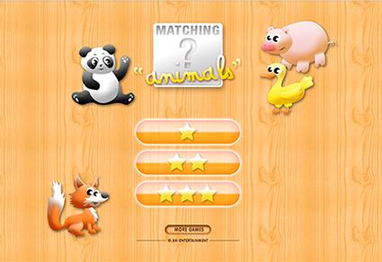 AnimalsMatching3