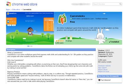 Carrotsticks