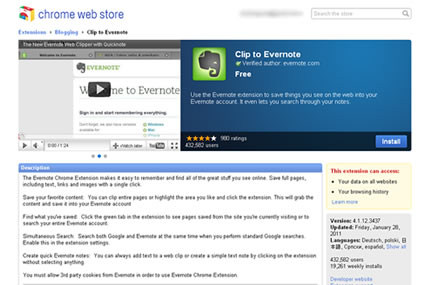 CliptoEvernote