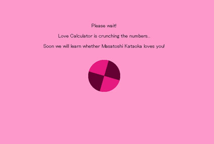 Love Calculator3