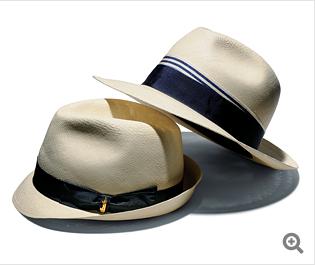 ボルサリーノ 帽子
