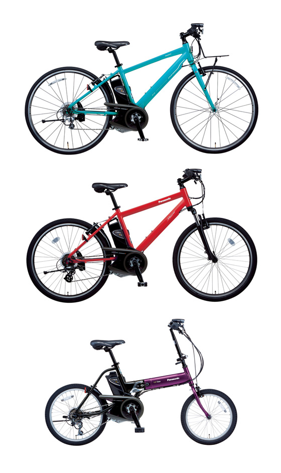 自転車の パナソニック アシスト自転車 価格 : ... アシスト自転車の2011年モデル
