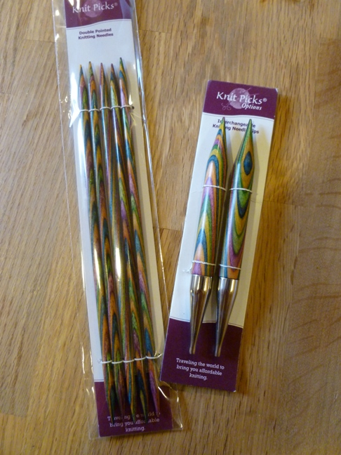 knit picks new needles