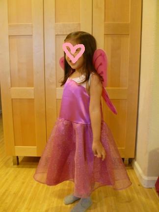 sakura in fairy costume