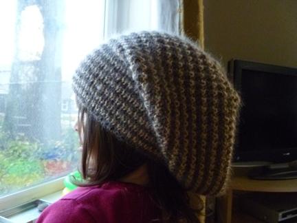 ももちゃんとNaked Star Hat
