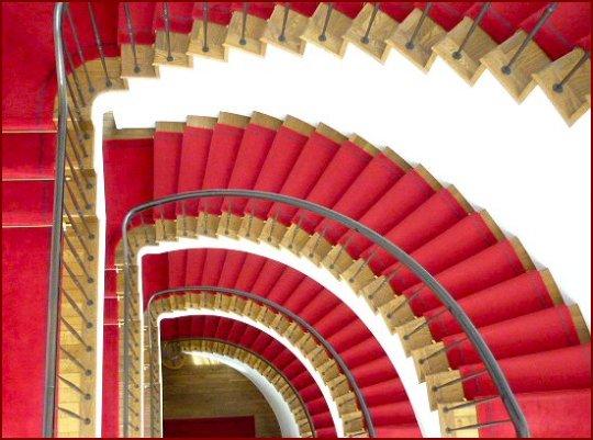 北野ホテルの非常階段2+枠