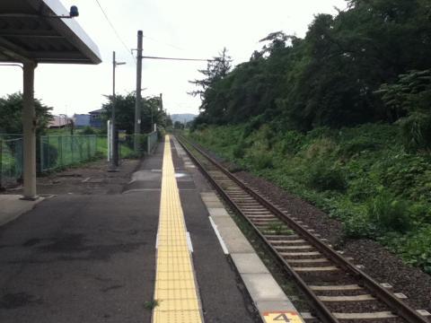 熊ヶ根駅(くまがねえき)